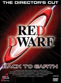 Red Dwarf:Back to Earth - (Region 1 Import DVD)