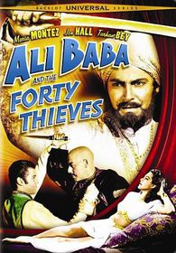 Ali Baba & the Forty Thieves - (Region 1 Import DVD)