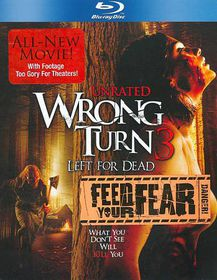 Wrong Turn 3 - (Region A Import Blu-ray Disc)