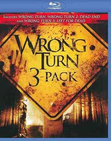 Wrong Turn 3 Pack - (Region A Import Blu-ray Disc)