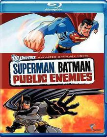Superman/Batman:Public Enemies - (Region A Import Blu-ray Disc)