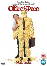 Office Space - (Import DVD)