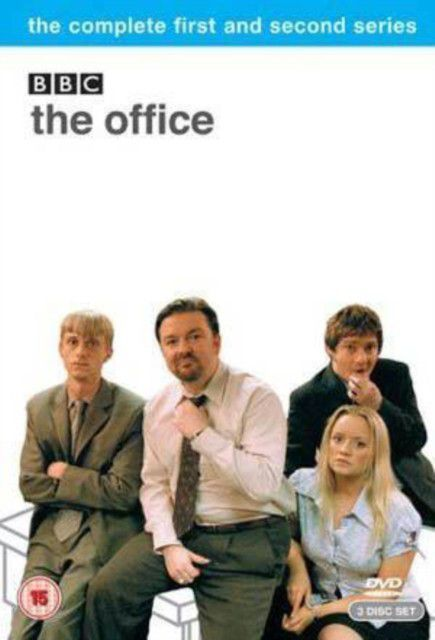 Office Series 1 2 Box Set 3 Discs Import Dvd Loading Zoom