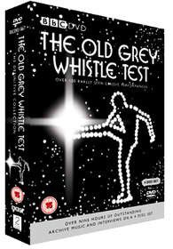 Old Grey Whistle Test Vol.1-3 (4 Discs) - (Import DVD)