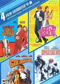 4 Film Favorites:International Spies - (Region 1 Import DVD)