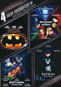 4 Film Favorites:Batman Collection - (Region 1 Import DVD)