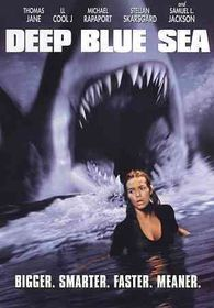 Deep Blue Sea - (Region 1 Import DVD)