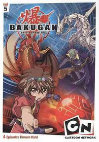 Bakugan Volume 5:Game is Real - (Region 1 Import DVD)