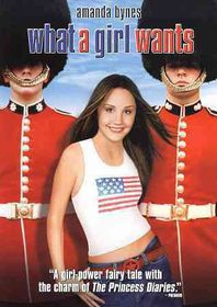 What a Girl Wants - (Region 1 Import DVD)