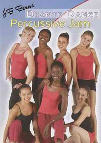 Jb Berns Deante Dance:Percussive Jam - (Region 1 Import DVD)