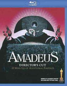 Amadeus:Director's Cut - (Region A Import Blu-ray Disc)