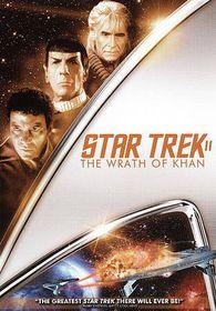 Star Trek II:Wrath of Khan - (Region 1 Import DVD)