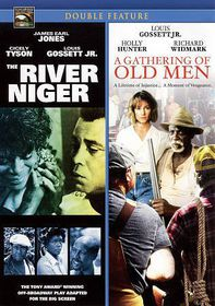 River Niger/Gathering of Old Men - (Region 1 Import DVD)