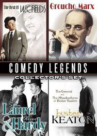 Comedy Legends Collector's Set - (Region 1 Import DVD)