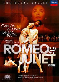 Romeo & Juliet - (Region 1 Import DVD)