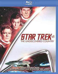 Star Trek Vi:Undiscovered Country - (Region A Import Blu-ray Disc)