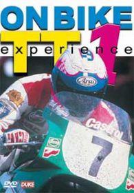 On-Bike Tt Experience 1 - (Import DVD)