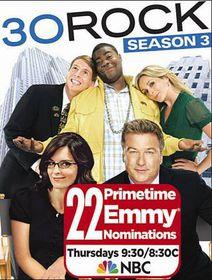 30 Rock:Season 3 - (Region 1 Import DVD)