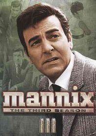 Mannix:Third Season - (Region 1 Import DVD)