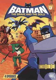 Batman:Brave and the Bold V2 - (Region 1 Import DVD)