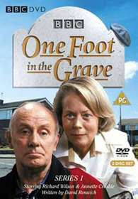 One Foot in the Grave - Series 1 - (Import DVD)
