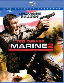 Marine 2 - (Region A Import Blu-ray Disc)