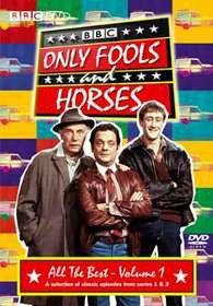 Only Fools & Horses-All Best 1 - (Import DVD)