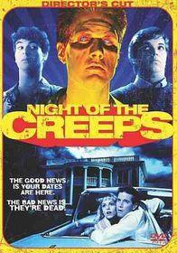Night of the Creeps - (Region 1 Import DVD)