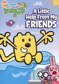 Wow Wow Wubbzy:Little Help from My Fr - (Region 1 Import DVD)