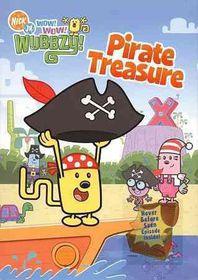 Wow Wow Wubbzy:Pirate Treasure - (Region 1 Import DVD)