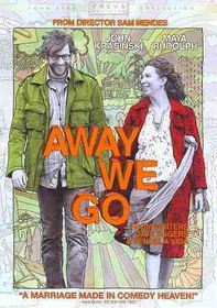 Away We Go - (Region 1 Import DVD)
