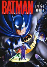 Batman:Animated Series Legend Begins - (Region 1 Import DVD)