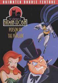Adventures of Batman & Robin:Poison I - (Region 1 Import DVD)
