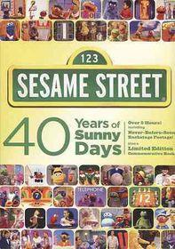 Sesame Street:40 Years of Sunny Days - (Region 1 Import DVD)