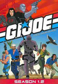 GI Joe a Real American Hero: Season 1.2 - (Region 1 Import DVD)