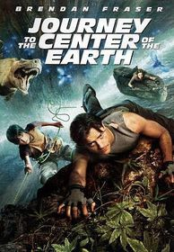 Journey to the Center of Earth - (Region 1 Import DVD)