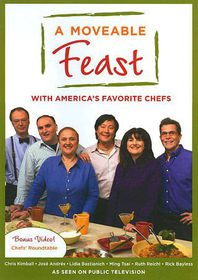 Moveable Feast with America's Favorit - (Region 1 Import DVD)