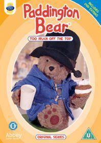 Paddington Bear 2-Too Much Off - (Import DVD)