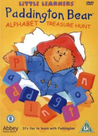 Paddington Bear-Alphabet Treas - (Import DVD)
