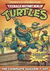 Teenage Mutant Ninja Turtles Season 7 - (Region 1 Import DVD)