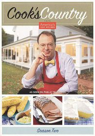 Cook's Country Season 2 - (Region 1 Import DVD)