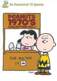 Peanuts 1970's Collection V1 - (Region 1 Import DVD)