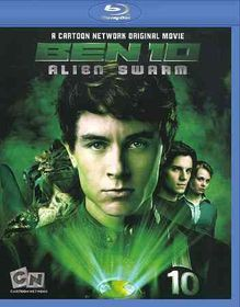 Ben 10:Alien Swarm - (Region A Import Blu-ray Disc)