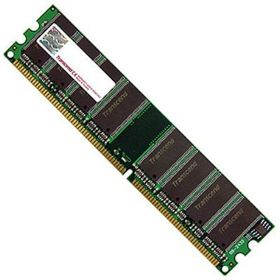 Transcend High-Performance 1GB DDR400 184-Pin Module