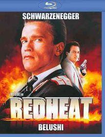 Red Heat - (Region A Import Blu-ray Disc)