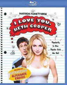 I Love You Beth Cooper - (Region A Import Blu-ray Disc)