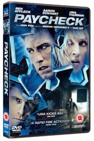 Paycheck - (Import DVD)