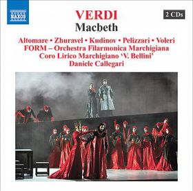 Verdi: Macbeth - Macbeth (CD)