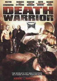 Death Warrior - (Region 1 Import DVD)