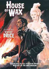 House of Wax - (Region 1 Import DVD)